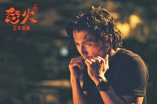 《怒火·重案》谢霆锋追忆陈木胜:我们是生死之交