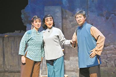 《山乡风云》复排上演 为传承发展传统戏剧提供范本