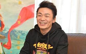 王宝强谈首次执导电影:努力一切皆有可能