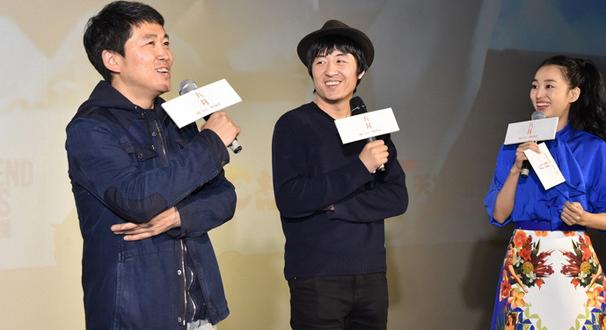 """《八月》首映禮成""""老友記"""" 眾星傾情聲援"""