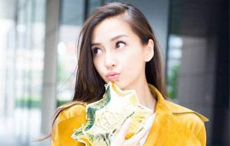 Angelababy經典街拍Look 詮釋時尚度與氣質