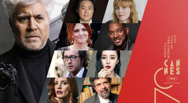 范冰冰任第70屆戛納電影節主競賽單元評委