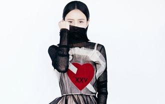 佟麗婭登時尚雜志封面 靈動夢幻魅惑十足