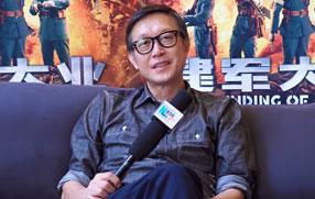 """劉偉強:拍《建軍大業》要找準歷史的""""電影感"""""""