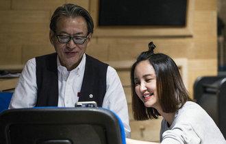 張歆藝赴比利時為電影錄音 牽手梅林茂打造主題曲