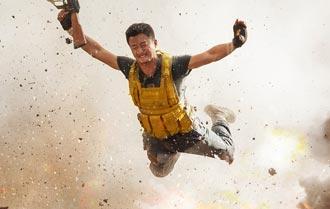《戰狼2》發布爆炸片花集錦