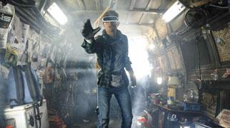 《頭號玩家》曝預告 VR世界炫酷升級