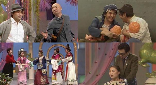 1990春晚 陳佩斯朱時茂成喜劇風向標