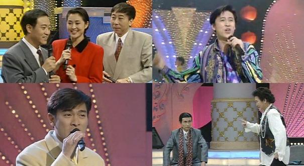 """1995春晚 馮鞏""""我想死你們了""""首秀"""