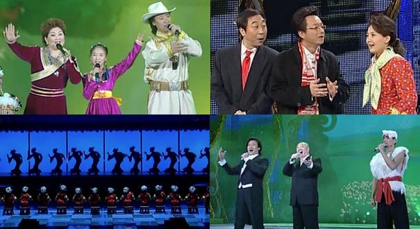 """2006春晚 """"草根明星""""齊聚春晚舞臺"""