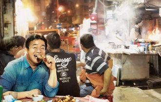 美食+真人秀+纪录片是综艺节目的新尝试