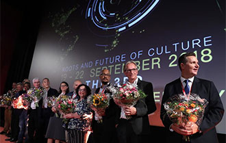 第三届金树国际纪录片节在法兰克福开幕