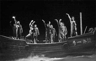 国话唱响《船歌》 讲述特区改革故事