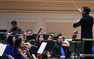22日中国作曲家新作亮相美国首届中国当代音乐节