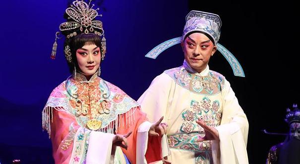 李勝素、于魁智領銜主演新創劇目《帝女花》武漢上演