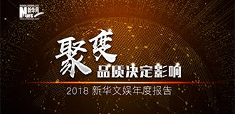 2018新華文娛年度報告