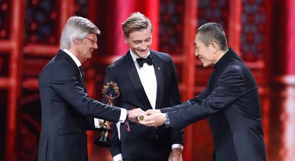 第九届?#26412;?#22269;际电影节闭幕式暨颁奖典礼在京举行