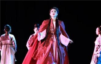 大型原创音乐剧《诗经·采薇》5月亮相北京天桥艺术中心