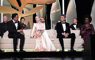 第72屆戛納電影節開幕 中國影片參與角逐金棕櫚獎