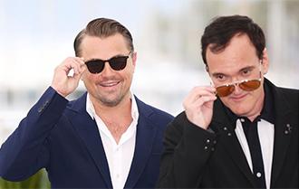 昆汀新作《好萊塢往事》競逐戛納金棕櫚獎