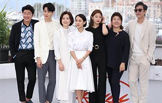 戛納電影節:韓國影片《寄生蟲》競逐金棕櫚獎