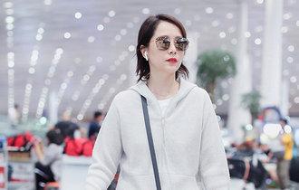 海清開啟新時尚之旅 赴米蘭時裝周觀秀