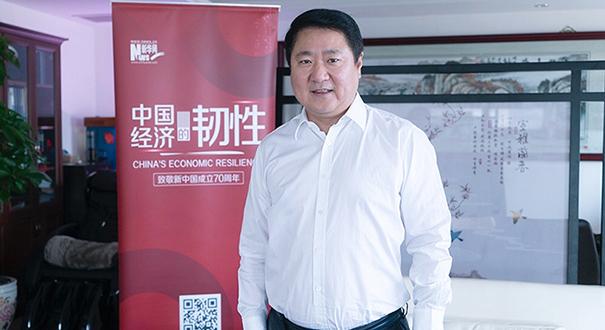 中國經濟的韌性 | 于冬:博納的今天是一張張電影票攢起來的