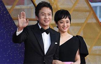 第28屆中國金雞百花電影節紅毯儀式舉行