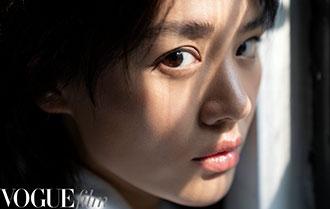 馬思純搭檔李鴻其拍寫真 電影質感盡顯感染力