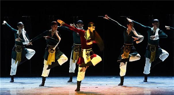 北京海淀:第十六屆北京舞蹈大賽優秀作品展演