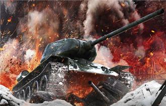 電影《獵殺T34》終極預告海報雙發