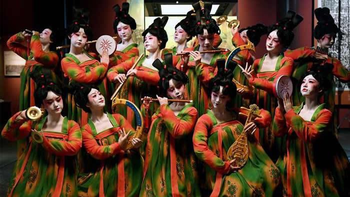 《唐宮夜宴》:傳統文化穿越千年的當代表達