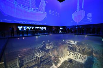 海南省博物館全面開館