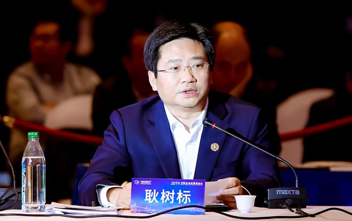 中鐵四局耿樹標:行業巨變期積極探索轉型升級
