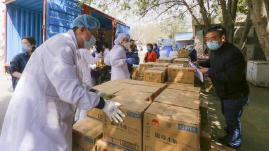 李錦記馳援武漢市值百萬物資 累計捐贈錢物逾500萬元