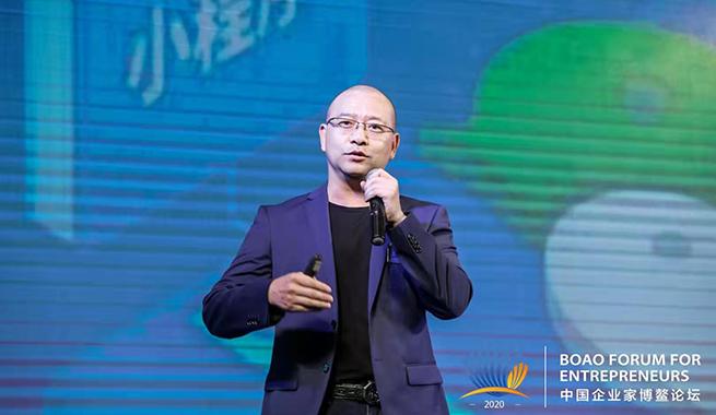 九牧廚衛股份有限公司品牌副總裁嚴楨分享