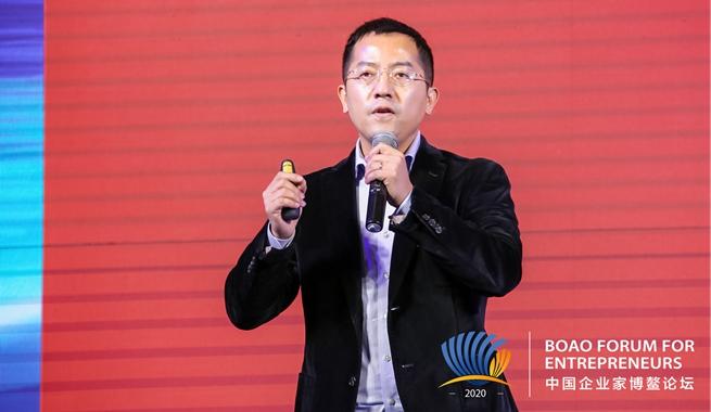 """廣東極米傳媒科技集團有限公司黃旭東:營銷要""""數智化"""""""