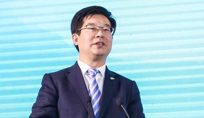 新華社黨組成員、秘書長宮喜祥出席論壇並致辭