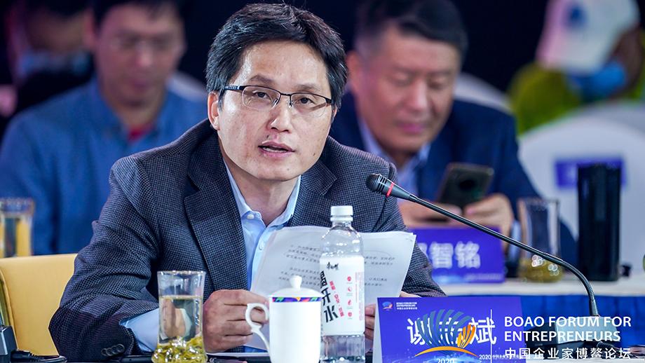 謝志斌:中信銀行多點發力謀突破 積極踐行社會責任