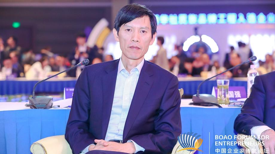 汪孟德:做好産品和服務,致力于中國老百姓美好生活的需求
