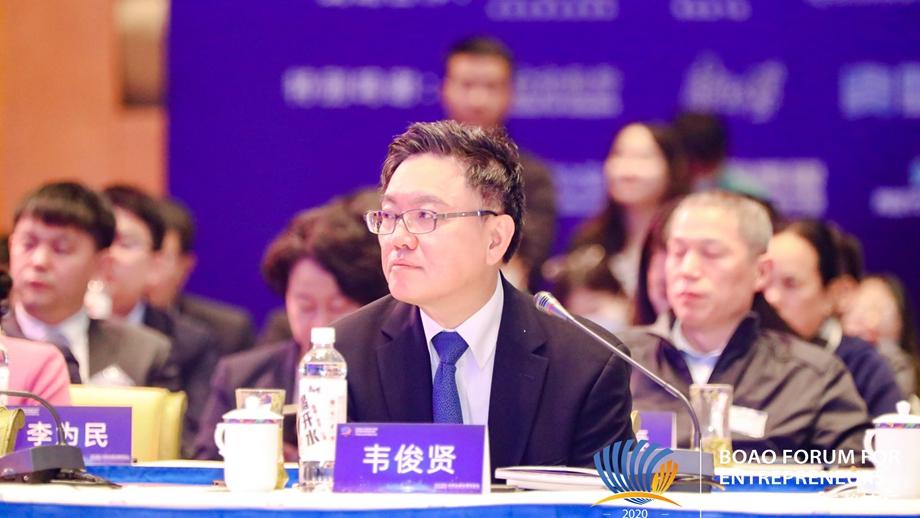 """康師傅韋俊賢:以數字化創造新消費,促進""""雙循環"""""""