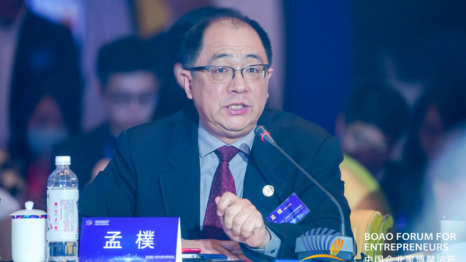 高通公司中國區董事長孟樸:多做推動全球化的事 做全球化的推手