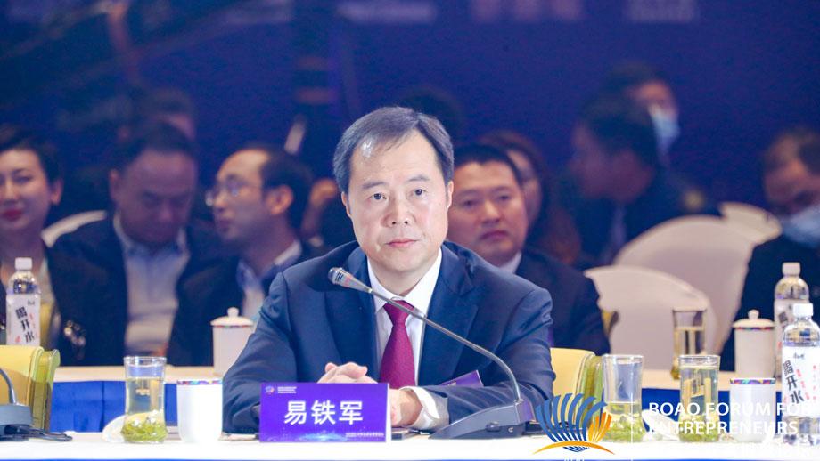 """中鐵工業易鐵軍:智能制造將為""""新基建""""強勢賦能"""