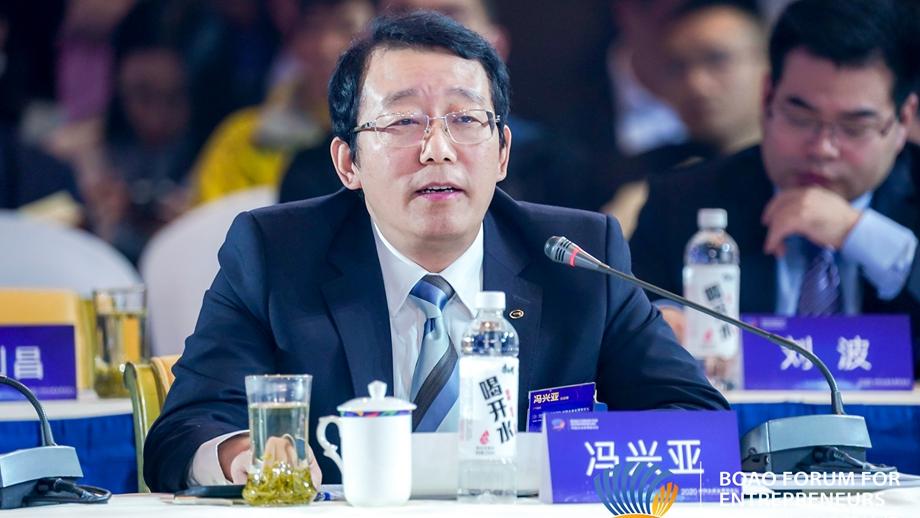 馮興亞:抓住機遇 發揮優勢 形成廣汽全球競爭力