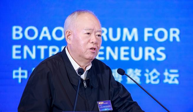 中國工程院院士,中國石油化工集團有限公司原黨組成員、高級副總裁曹湘洪演講