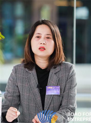 沈霞俊:安吉县精准施策做好疫情防控