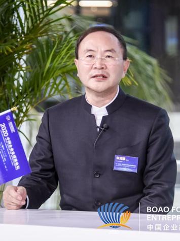 张克镇:企业家要把生命健康作为战略性的投资