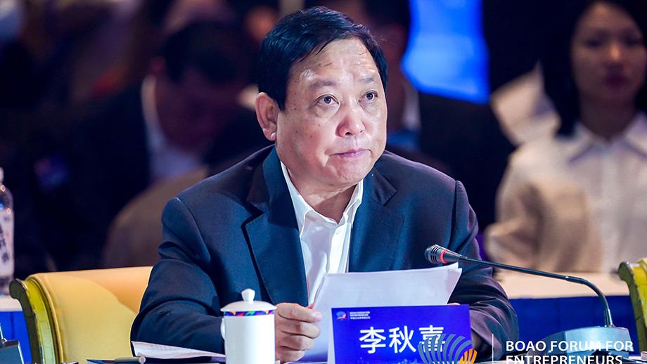 汾酒李秋喜:強起來,是每一個中國企業的責任和使命