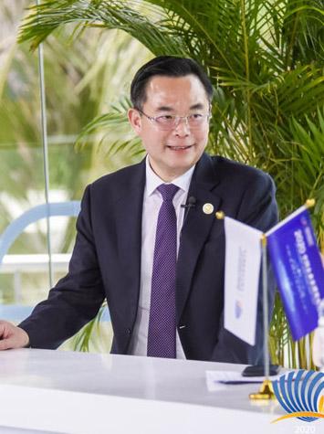 藍慶華:搶抓機遇 招大引強 推動更多品牌企業落戶璧山
