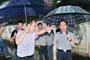 貴州省國土資源廳檢查地災防治工作